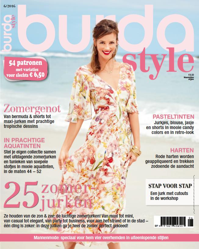 Burda Style juni 2016