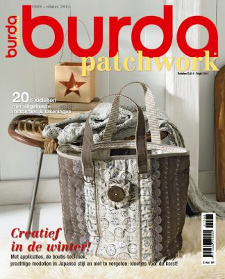 Burda Patchwork winter