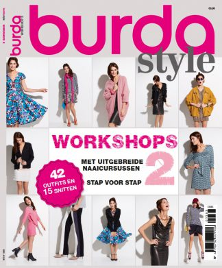 Burda Style Workshops 2