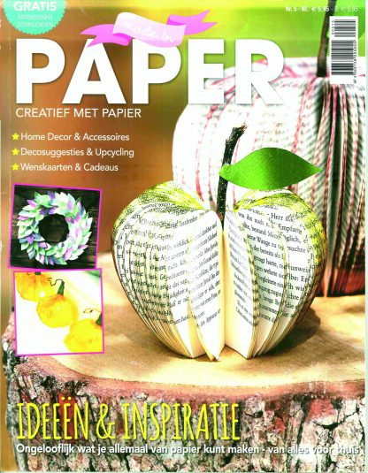 Made in Paper uitgave 5 - 2015