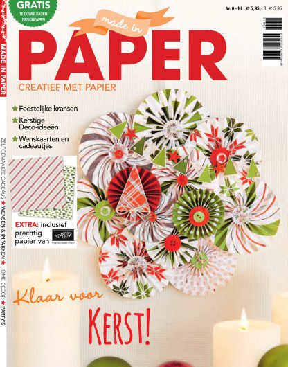 Made in Paper uitgave 6 - 2015