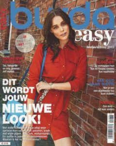 Burda Easy herfst / winter 2015