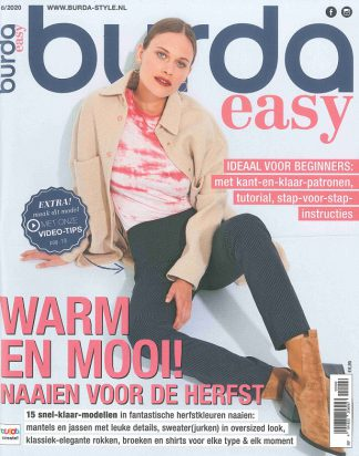 Burda Easy 2020/6