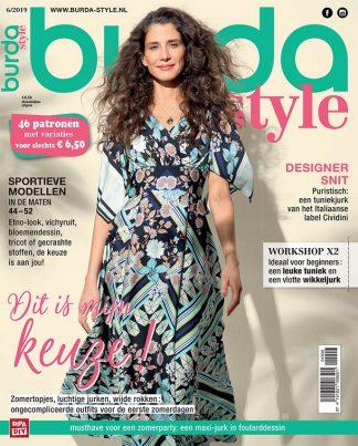 Burda Style 2019/06