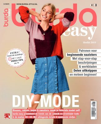 Burda Easy herfst 2019