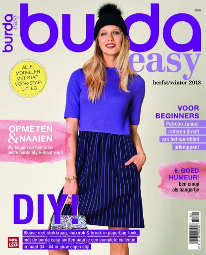 Burda Easy herfst-winter 2018