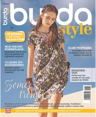 Burda Style april 04 2017