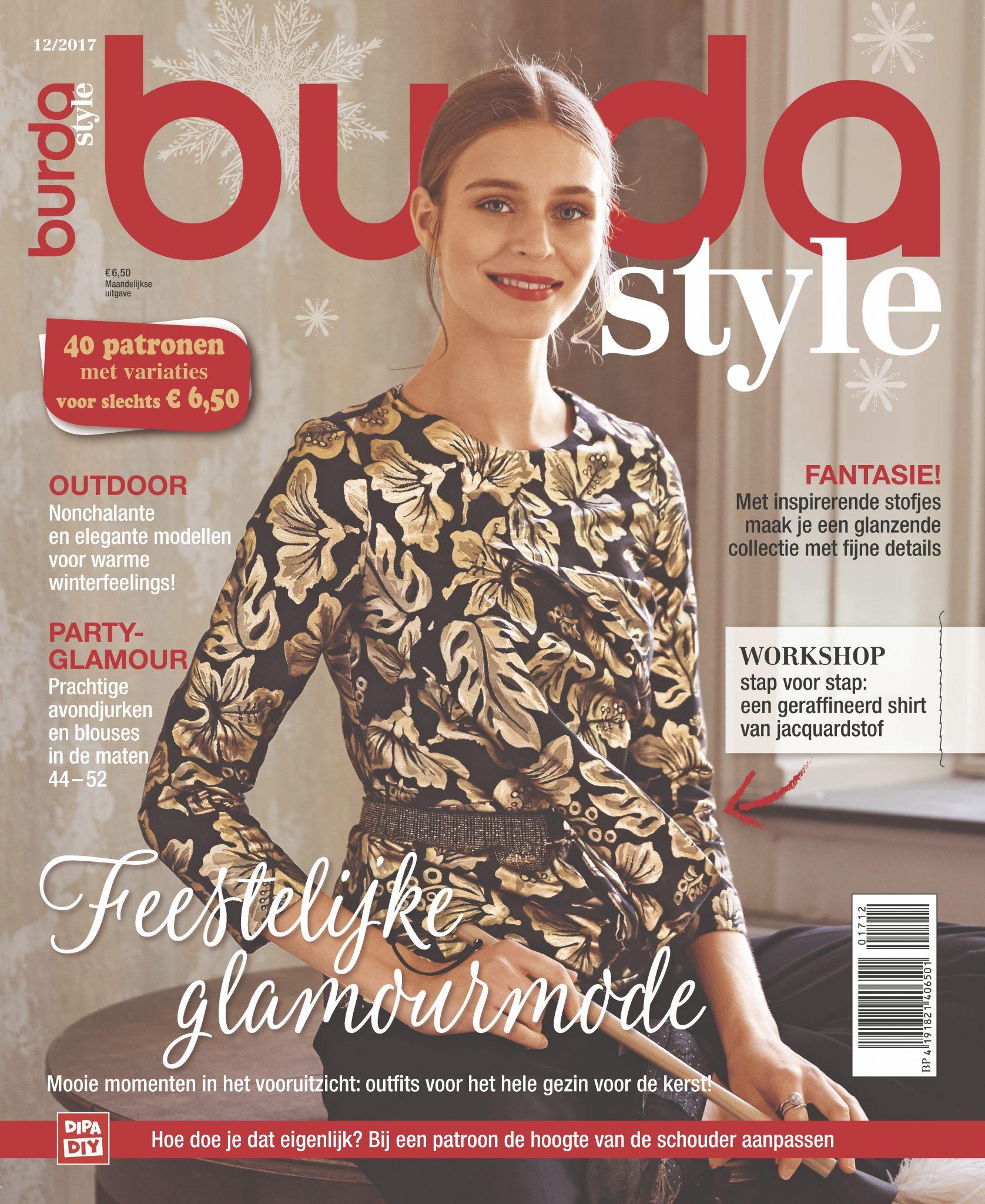 Burda Style december 12 2017