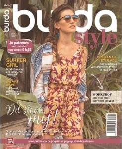 Burda Style juli 07 20173