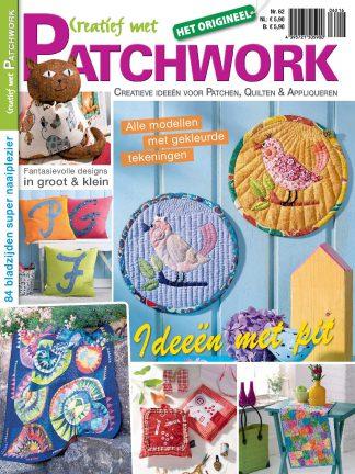 Creatief met patchwork 622016