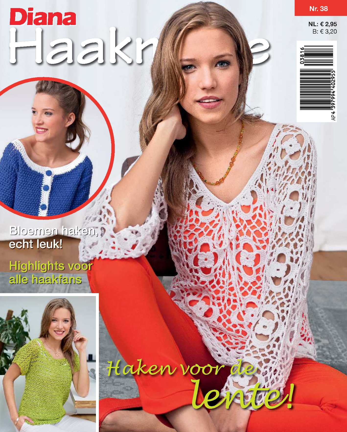 Diana Haakmode nr 38