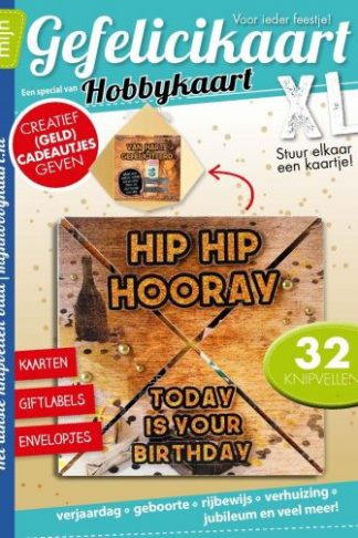 Hobbykaart XL 91