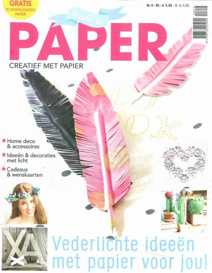 Made in Paper nr 8