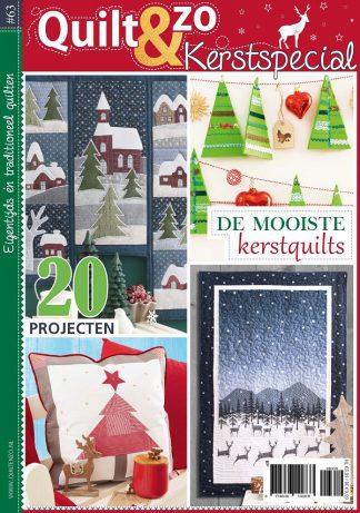Quilt en Zo 63 kerstspecial