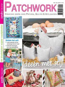 Sandra Creatief patchwork 5