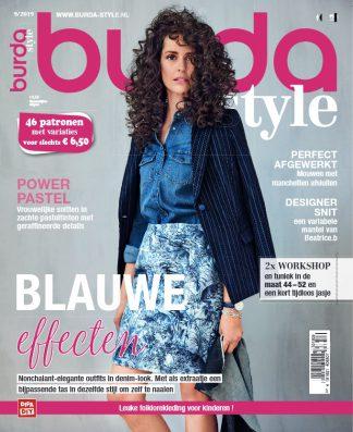 burda 201909 cover