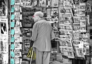 kiosk nabestellingen tijdschriften